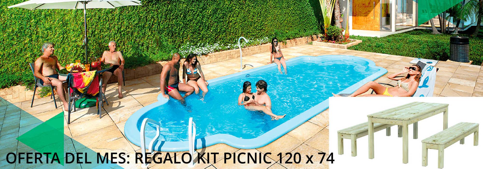 Piscinas poliester precios awesome piscina modelo for Precio piscina de obra