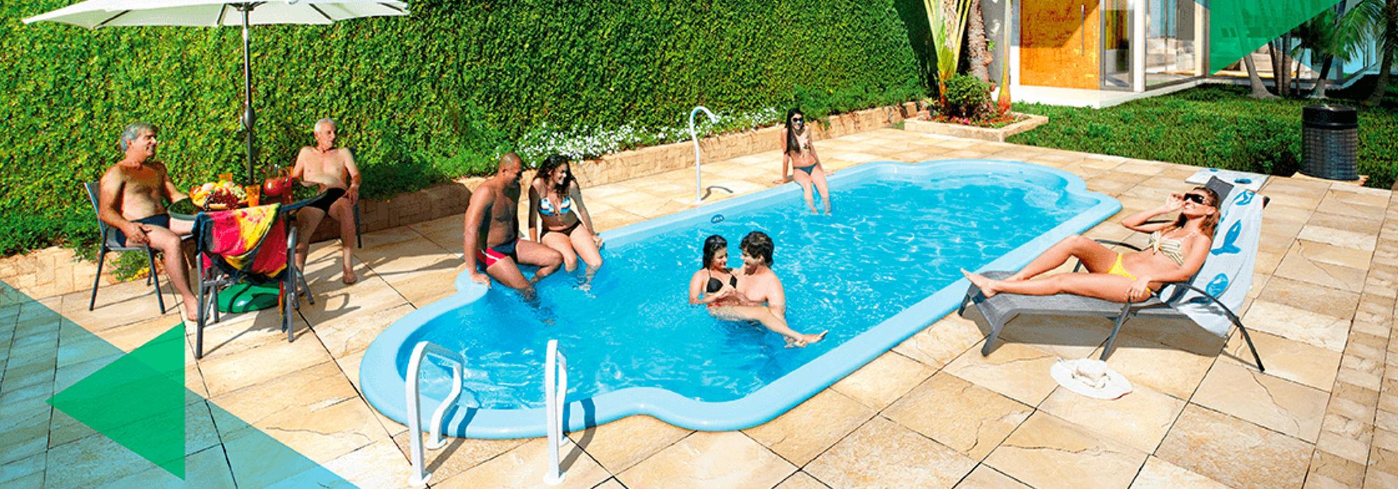 Piscinas piscinas de poliester venta y montaje - Piscinas de poliester ...