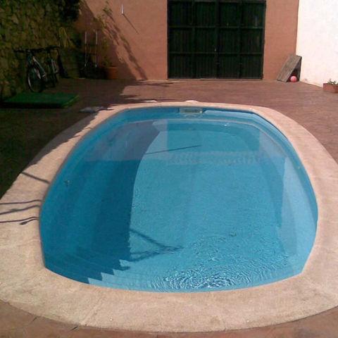 Piscina poliester precio ofertas stunning piscina romana for Precio piscinas poliester baratas