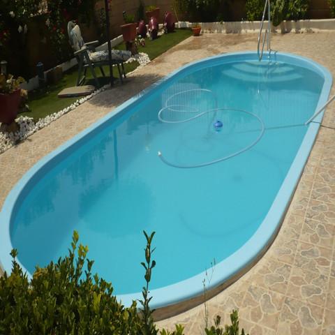 Piscinas de 6 a 10 metros piscinas de poliester daype for Piscinas de poliester precios