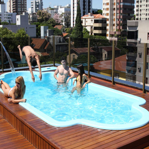 Piscina Modelo Guarapari 6,30 x 2,70