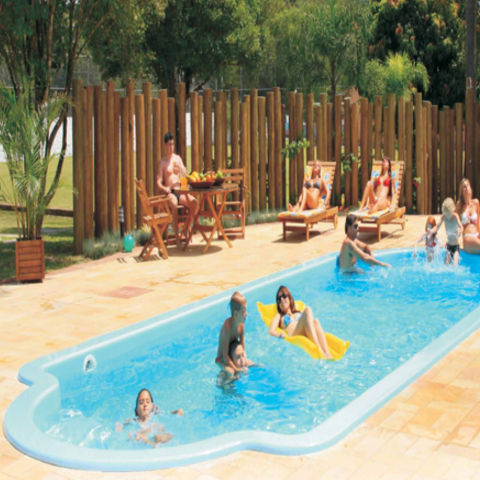 Piscina Modelo Guarapari 8,00 x 3,00