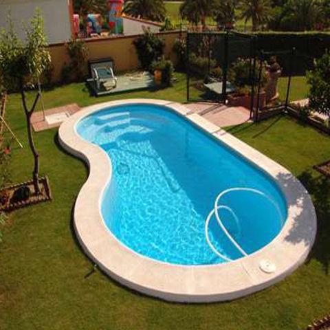 Piscinas piscinas de poliester venta y montaje for Piscinas desmontables economicas