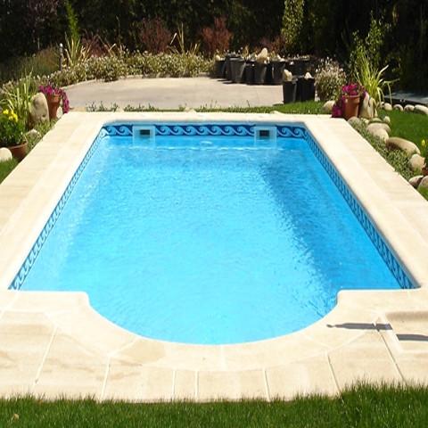 Piscina sicilia 5 80 x 3 20 piscinas de poliester - Piscinas de poliester precios ...