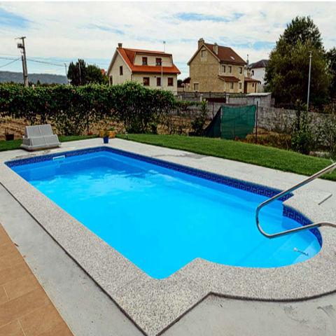 Oferta de piscinas piscinas de poliester daype for Oferta piscina poliester