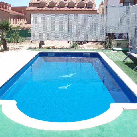 Piscina sicilia 9 00 x 3 80 piscinas de poliester for Piscina cuadros leon