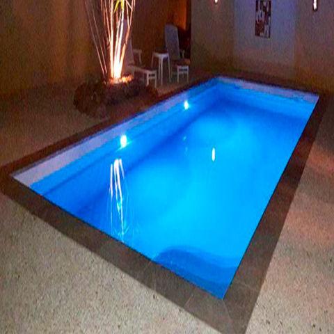 Piscina star 8 8 00 x 4 00 piscinas de poliester for Piscina cuadros leon